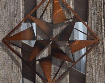 Star quilt block | Etsy : north star quilt block - Adamdwight.com