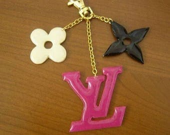Key ring Charms Louis Vuitton
