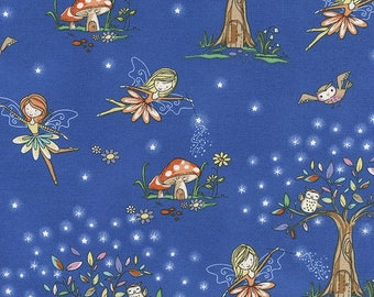 Woodland Fairies by Timeless Treasures, Whimsy Fabric