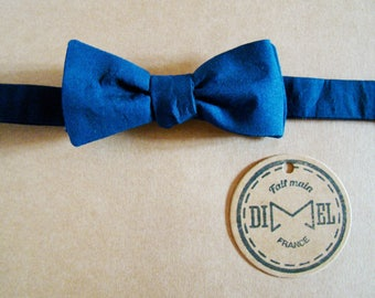 Bow tie adjustable Navy Blue on order