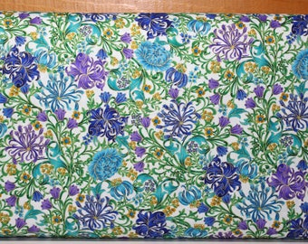 Suffolk by Chong-A Hwang for Timeless Treasures.  Can be combined with designer's other fabrics.