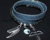 Shadowhunters / Alec Lightwood inspired Bracelet