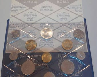 Italian Lira coins collectibles