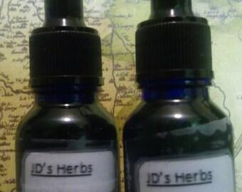 Coriander Seed Tincture 1/2 oz bottle