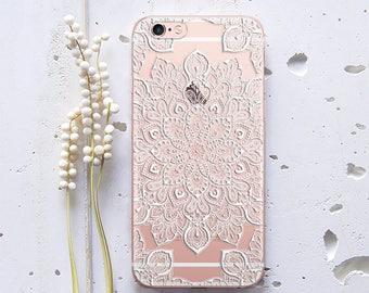 Bohemian Mandala Case iPhone Se Case for Samsung Galaxy S6 iPhone 6s Case iPhone 7 Plus Case iPhone 6 Case iPhone X Case iPhone 8Plus WC1248