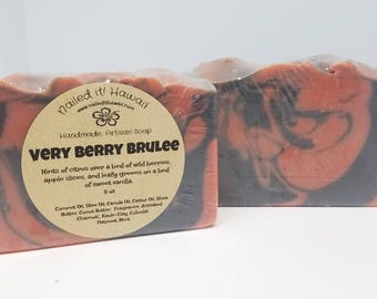 Very Berry Brulee