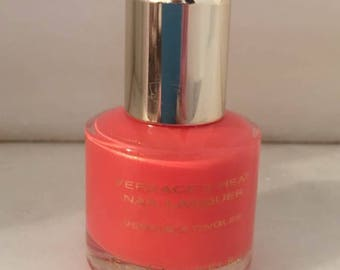 VERSACE , Versace's Heat Nail Lacquer, Care Base Coat V2038-W 15ml/0.51 fl oz
