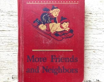 free domestic shipping--More Friends and Neighbors 1946