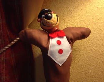 "Vintage ""Yogi Bear"" Hand Puppet"