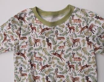 Woodland Deer Pajamas