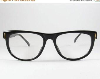 ON SALE Vintage Glasses Frames, JOOP 101, 70s, Men's Eyeglasses, Mens Sunglasses, Black Glasses, Luxury Eyewear, Optical Frames, Boyfriend G