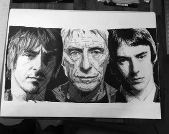 Paul Weller Trio