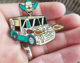 Krusty truck