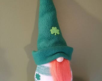 Stuffed Irish Sock Gnome