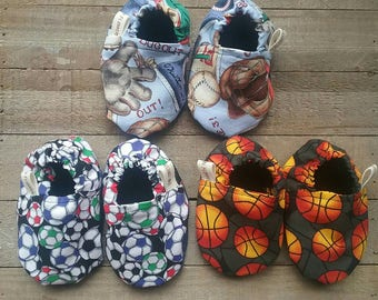 Boys Sports Collection, boys sports shoes, baby soccer shoes, baby basketball shoes, baby baseball shoes, baby shoes bundle,boy baby shower