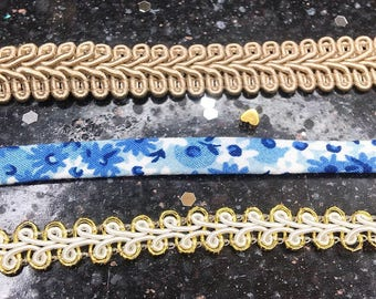 3 Choker Necklace Set