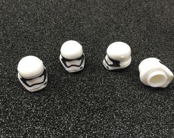 Lego Star wars Stormtrooper storm trooper Car Dust Cap Valve Fits any standard car