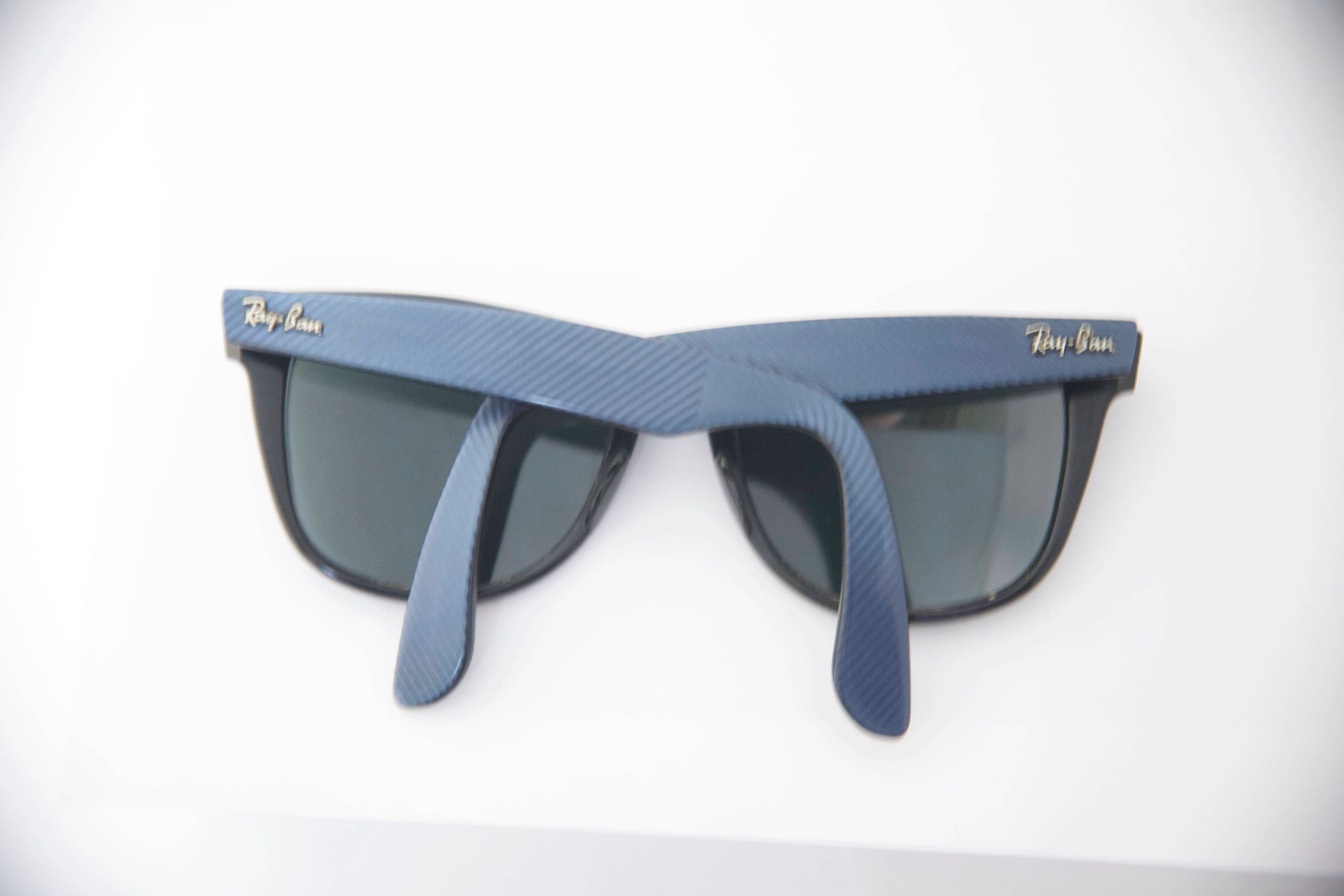 Ray Ban Wayfarer 2 Sunglasses Frames / Made inUSA / Mosaic Blue / rx ...