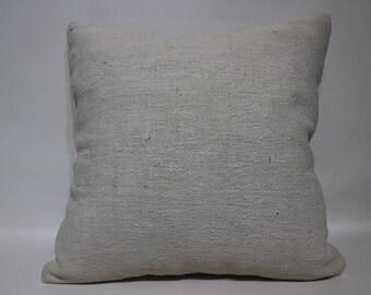 Turkish Kilim Pillow Decorative Kilim Pillow 20x20 Handwoven Kilim Pillow Anatolian Kilim Pillow Home Decor SP5050-2484