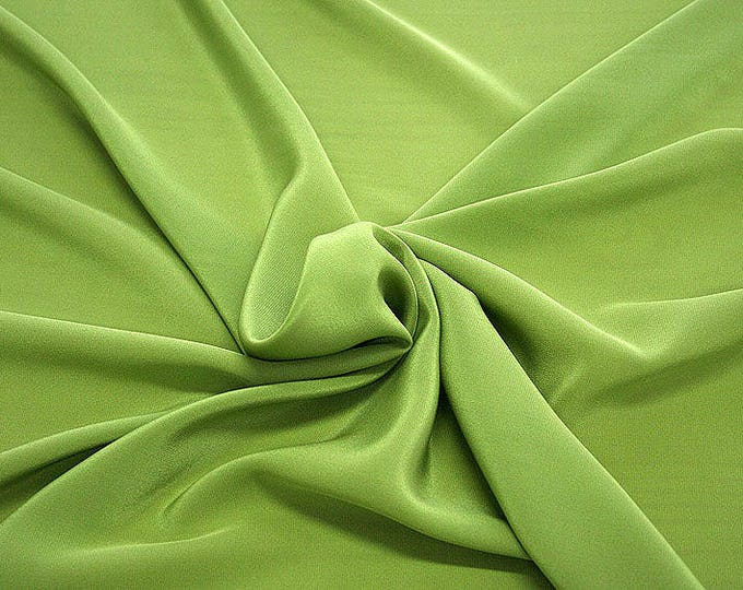 301088-Chinese natural silk crepe 100%, width 135/140 cm, made in Italy, dry cleaning, weight 88 gr