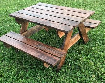 kidu0027s picnic table