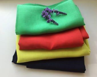 Linen scarf Long scarf Pure linen scarf Linen gauze scarf Linen shawl Linen accessories Linen gift Rustic linen scarf Summer scarf Scarves