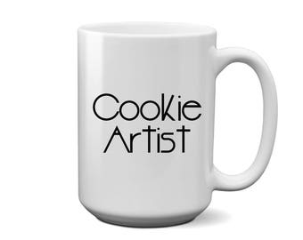 Cookie Artist Coffee Mug