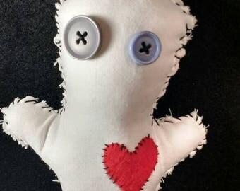 Voodoo Doll - Spirit Doll - Juju Doll - Voodoo