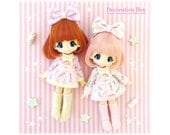 KIKIPOP! Outfit Candy Dress Set  Made in Japan by Decoration Box