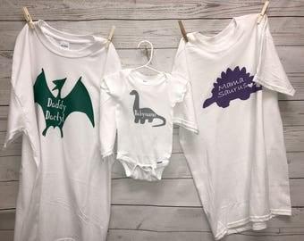 Babysaurus onesie, baby shower gift, new baby onesie, baby onesie, babysaurus, baby girl onesie, baby boy onesie, new baby outfit, new baby,