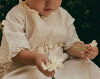 Antique Baby Girl Dress