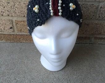 100% recycled headband