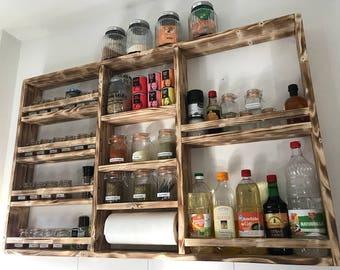 Spice rack xxl