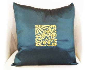 Faux Silk Cushion Cover for 50cm sq. cushion
