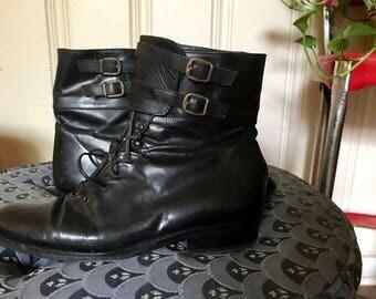 Vintage Designer Ankle Boots - Joan & David - Women