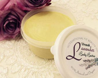 French Lavender Shea Body Butter
