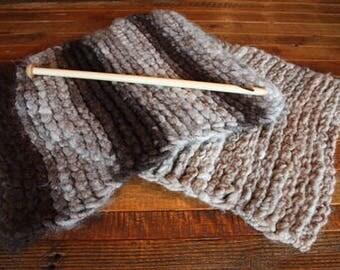 Alpaca Rugs, Tunisian Hand Crochet