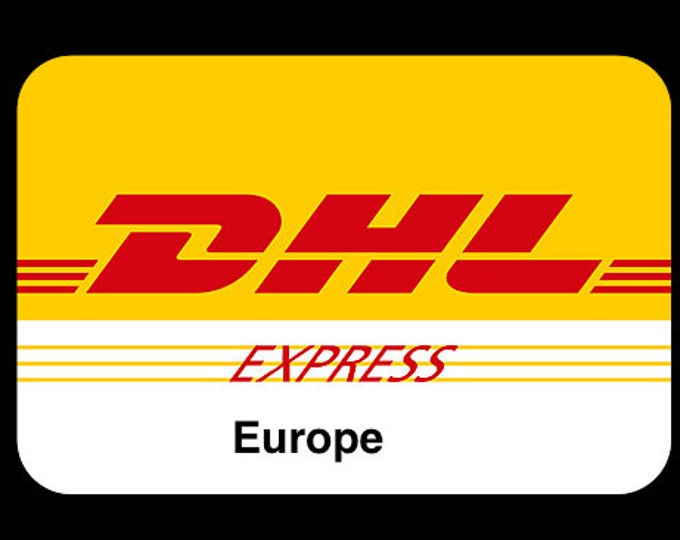 Europe DHL Express Shipping, 1 day