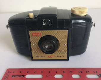 Kodak brownie 127 camera.