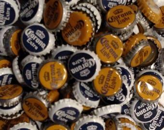 300+ Corona Bottle Caps in Excellent condition