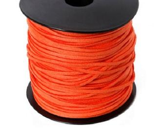 5 Metters look orange 3 mm Ribbon