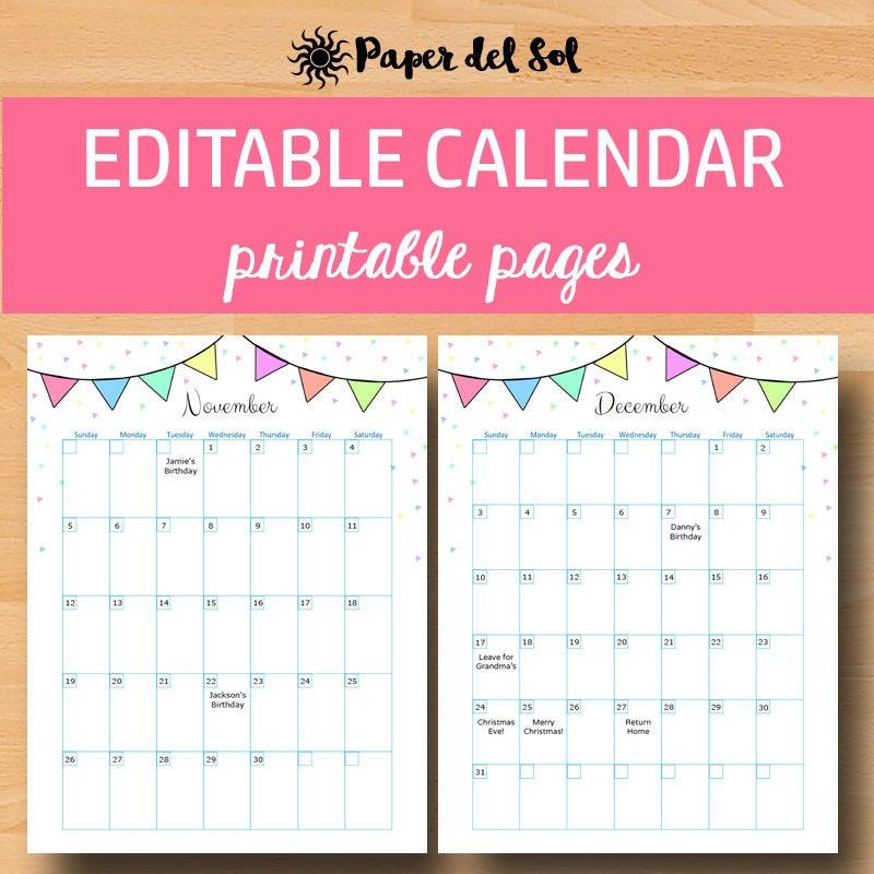 printable calendar 2018 calendar printable calendars 2018. Black Bedroom Furniture Sets. Home Design Ideas