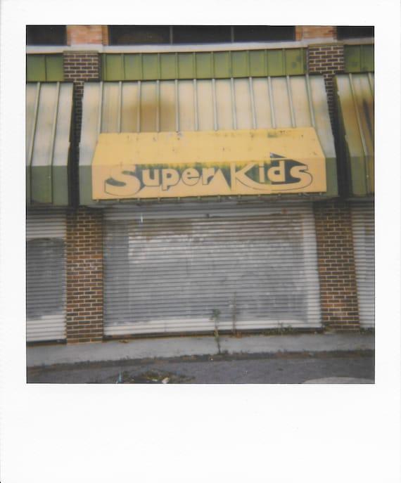 Super Kids : Polaroid Collection
