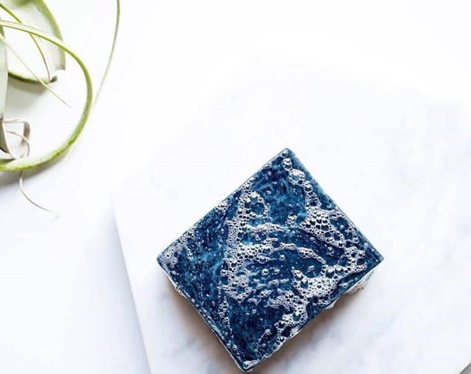 Purifying Charcoal Coconut Bar Soap