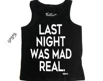 Mad Real Infant & Toddler Tank