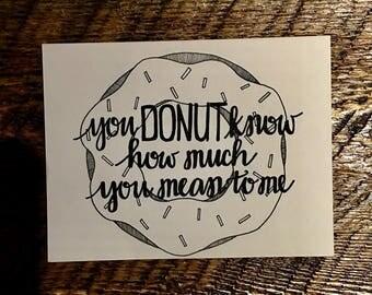 Donuts, Donuts, Donuts!