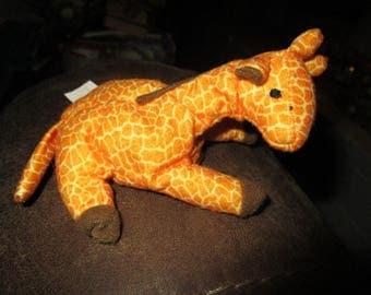 TY McDonalds Little Beanie Twigs the Giraffe