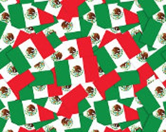 Mexican Flag HTV and Vinyl, Mexican Flag, Mexico Flag HTV, Mexico Flag Vinyl, Mexico