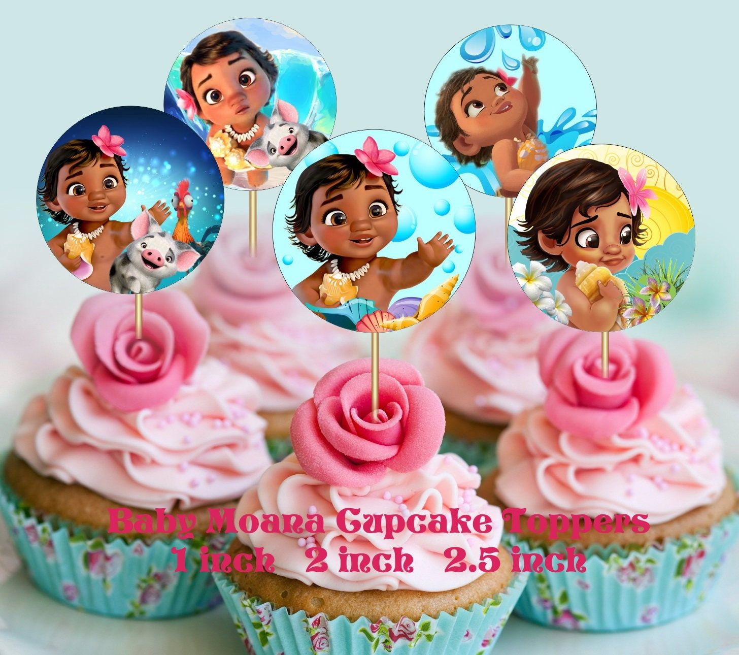 Baby Disney Cake Decorations