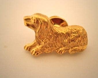 Spaniel Dog Pin